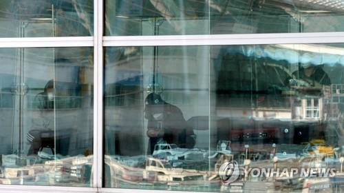韩国单日新增境外输入性新冠病例占比21.9%