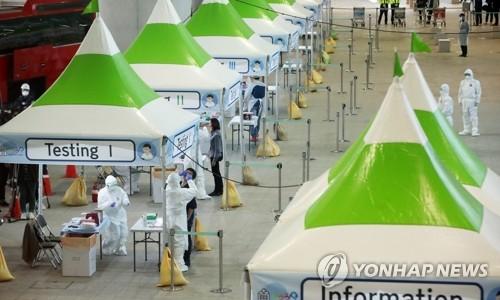 仁川机场开设免消毒筛查点