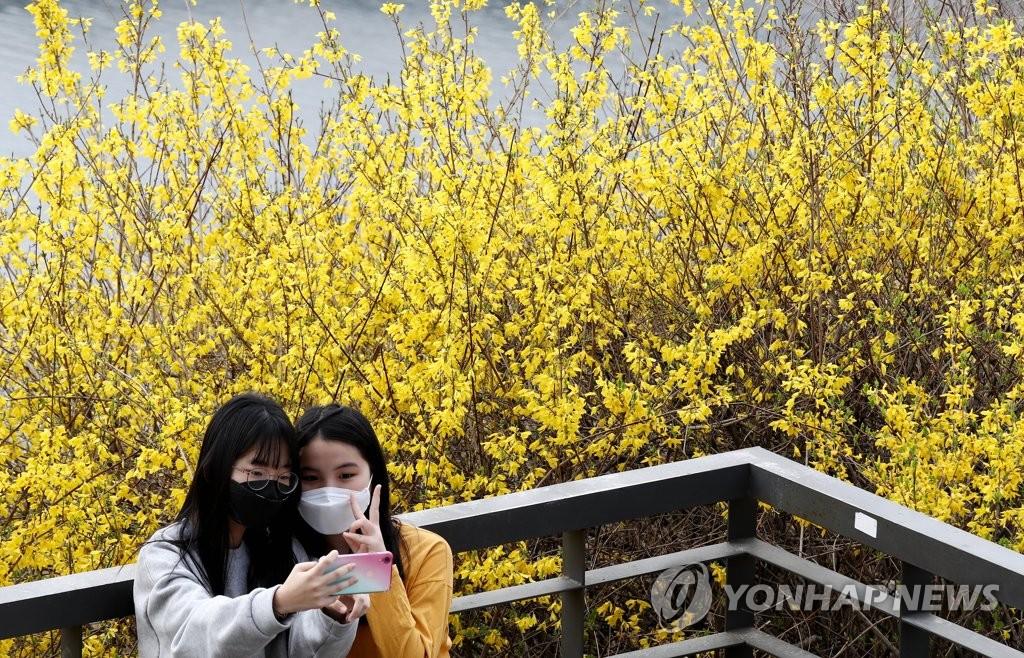 3月韩国平均气温创观测史第二高