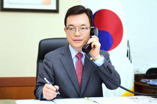韩美等七国副外长开第9次电话会共商抗疫