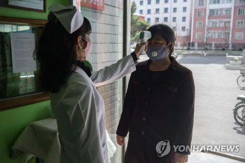 朝鲜强调坚持不懈防疫 现有500余人被隔离