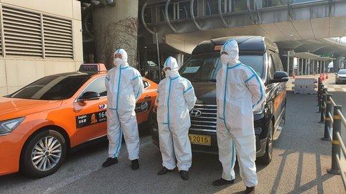 首尔市安排专车接入境旅客