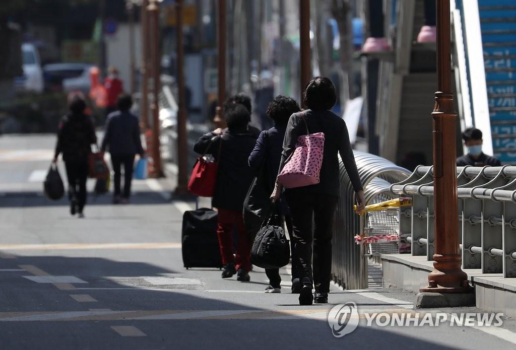 韩专家组:修改新冠出院标准可大幅减少住院天数