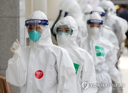 韩防疫部门:提前应对确诊病例重新回升