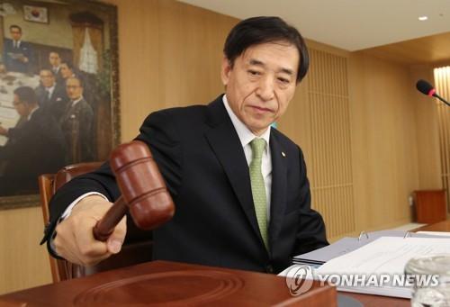 韩央行行长:视抗疫效果定调政策方向