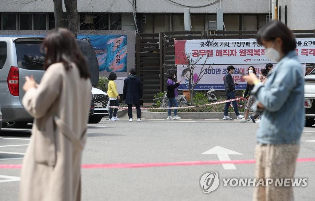 韩政府:疫情形势趋稳但仍不能放松警惕