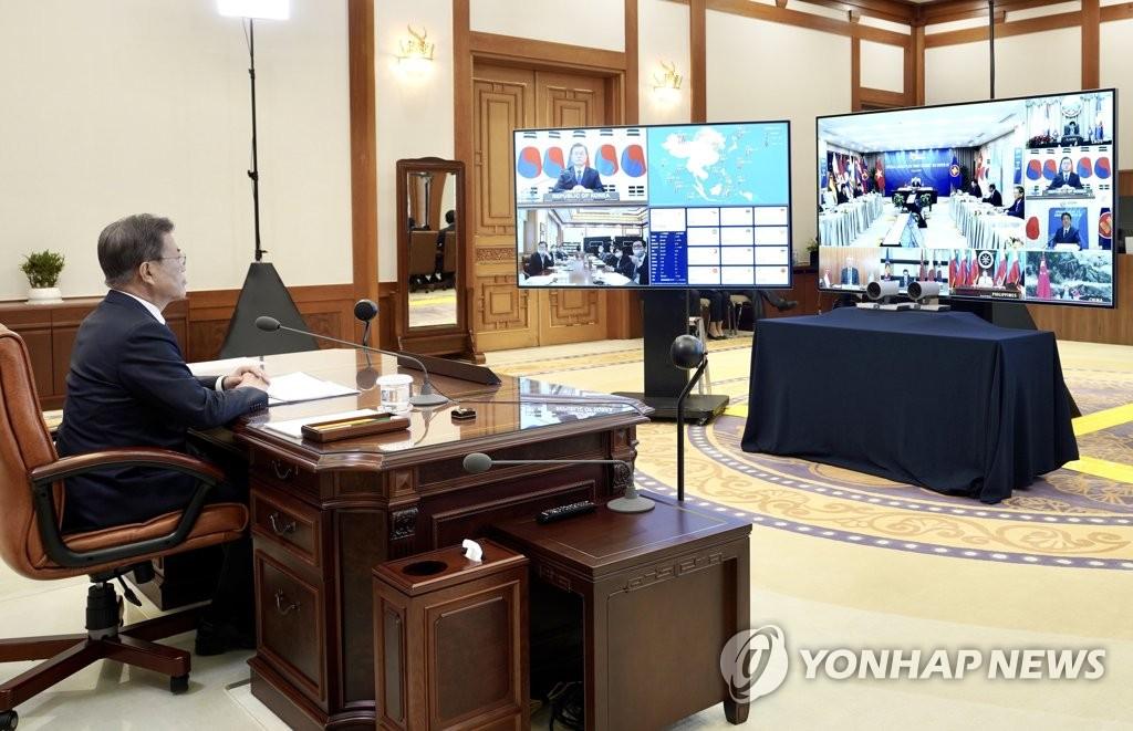 文在寅将在世界卫生大会上分享韩国防疫经验