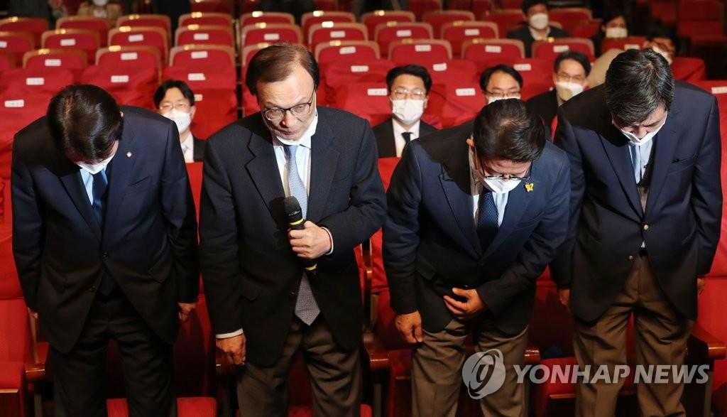 韩国国会议员选举执政党有望占据五分之三议席