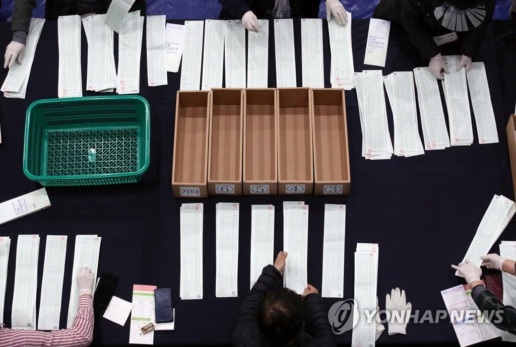 韩国会不分区选举议席分配敲定