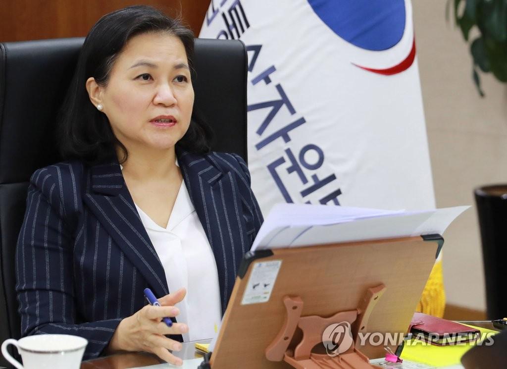 韩产业部高官同WTO秘书长通话讨论抗疫