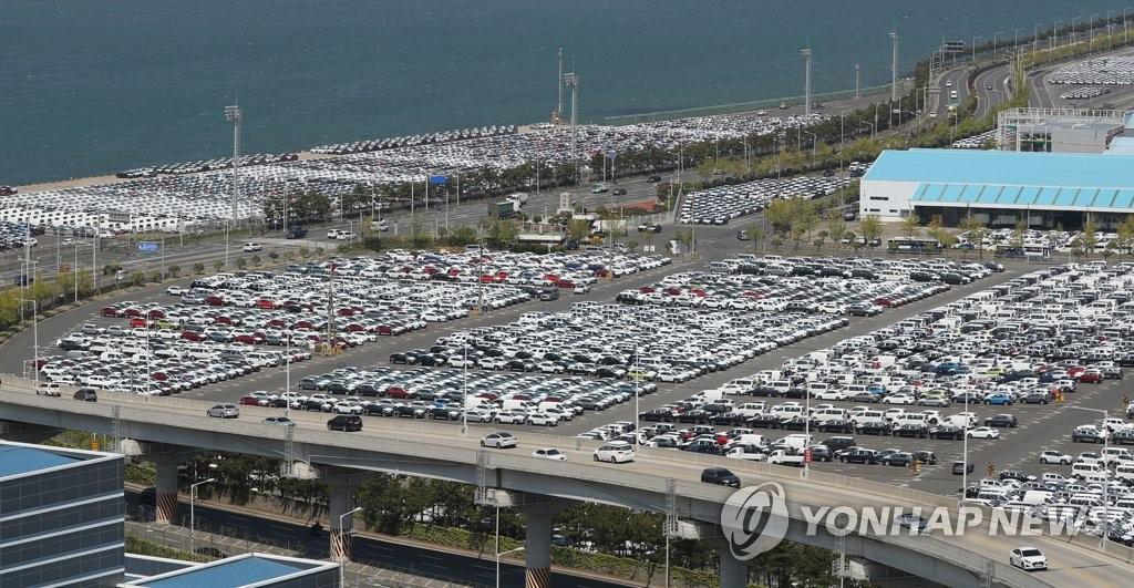 现代汽车4月海外销量大减七成