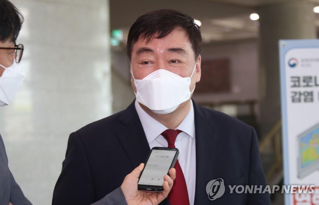 详讯:中国驻韩大使称力争尽早建立韩中快捷通道
