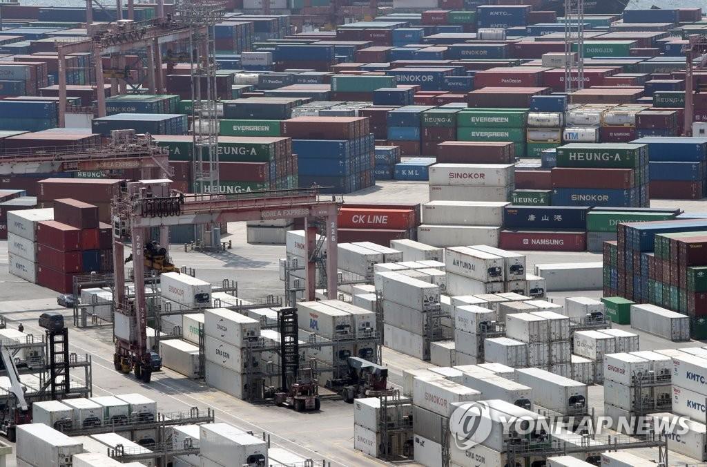韩国5月出口同比下降23.7%