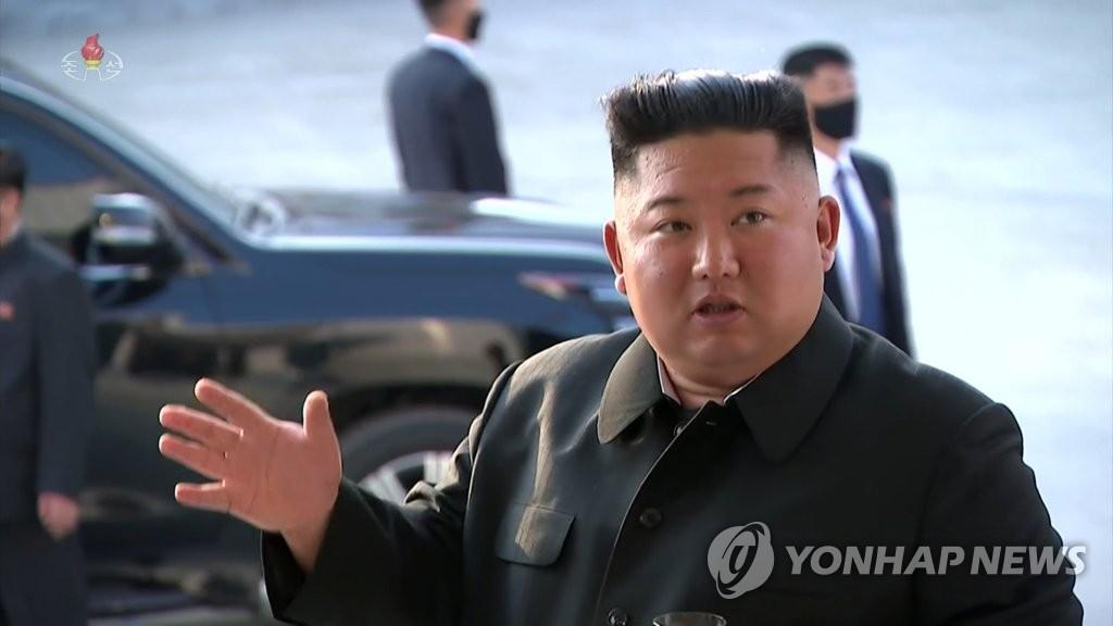 朝媒:金正恩表彰劳动党思想政治讲师