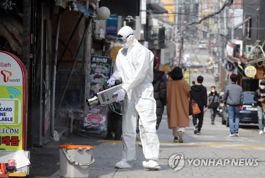 韩防疫部门与教育部研讨推迟线下复课