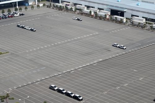 韩国第二季度乘用车出口同比下滑40.6%