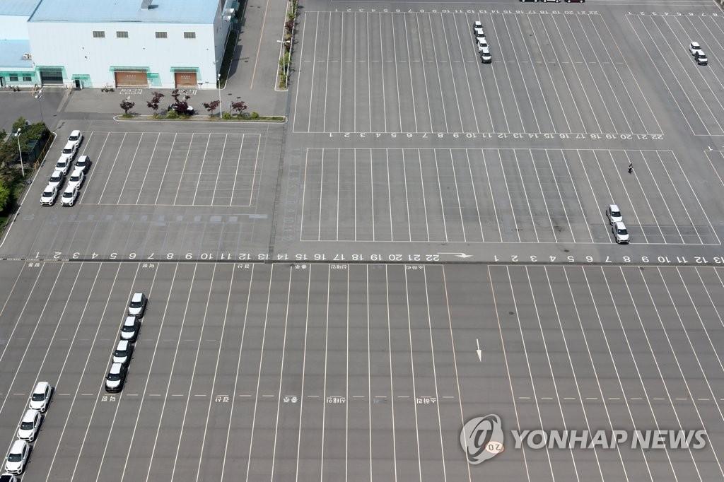 韩国4月汽车产量和出口双双下滑