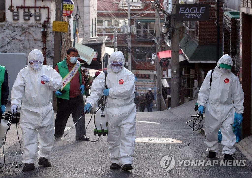韩国梨泰院相关新冠病例感染源或来自欧美