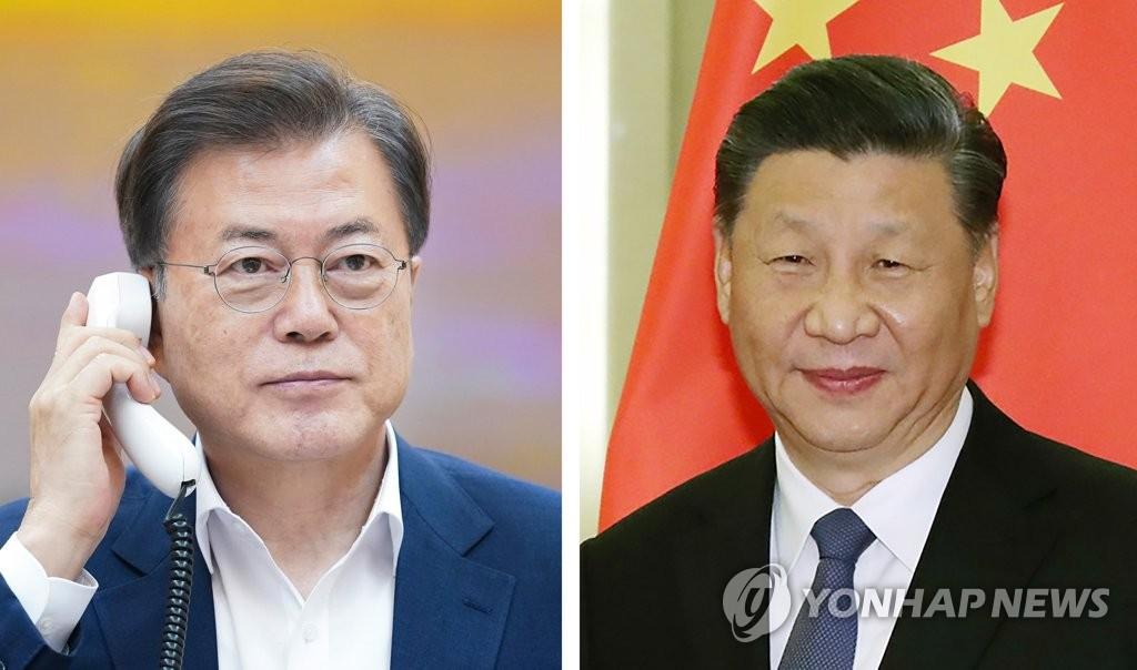 详讯:韩中领导人争取习近平年内访韩
