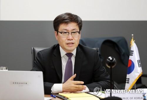 韩美贸易代表举行线上会晤