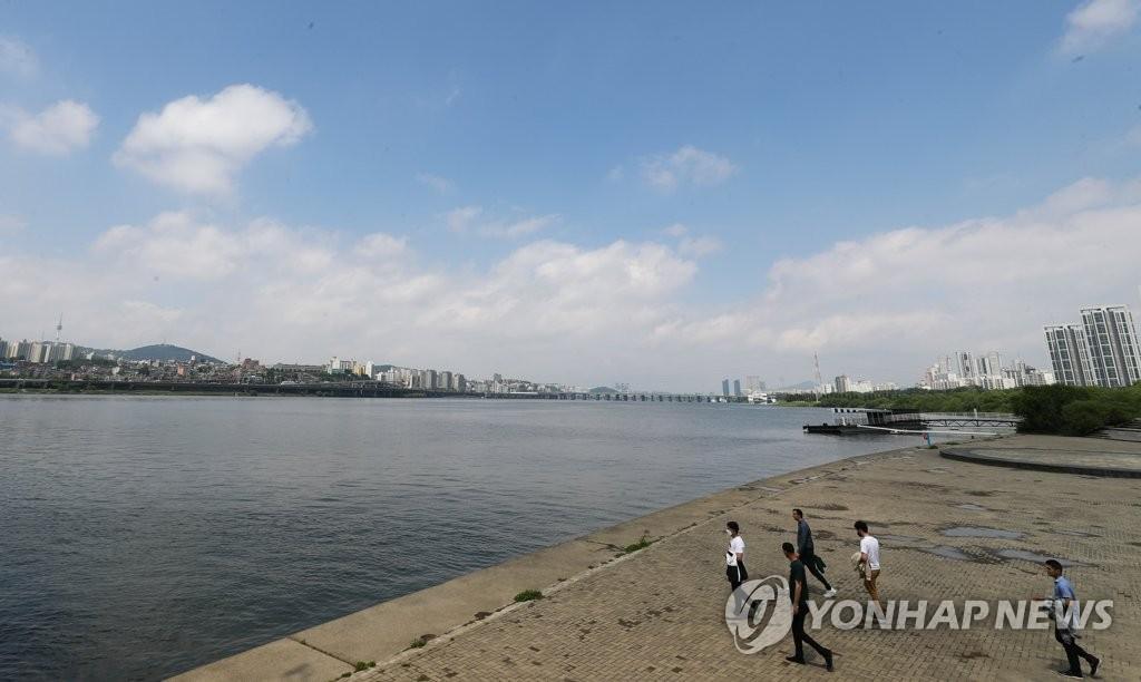 韩统一部下月启动汉江入海口生态调查