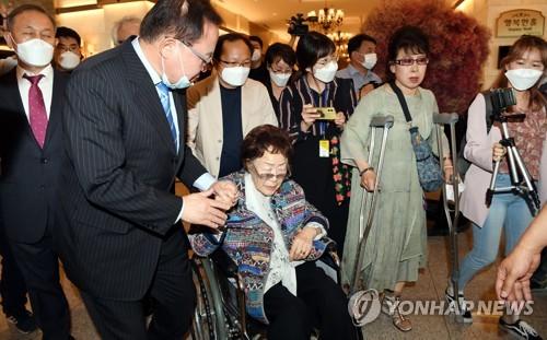 韩被揭丑慰安妇援助团体发书面解释