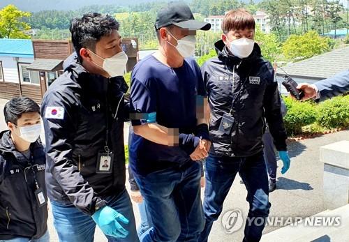 韩海警拘捕1名中国偷渡客