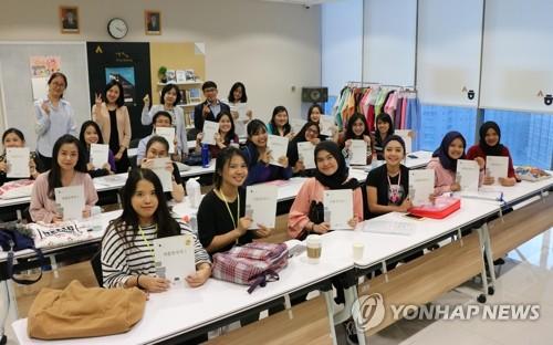 """调查:""""人""""是外国学员最常用韩语单词"""