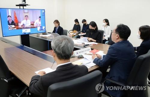 韩中在线进行FTA服务和投资后续谈判