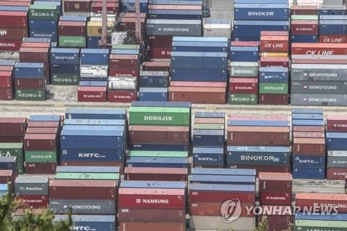 韩国10月前10天出口同比减少28.8%