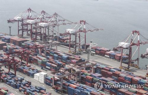 韩国6月前10天出口同比增两成