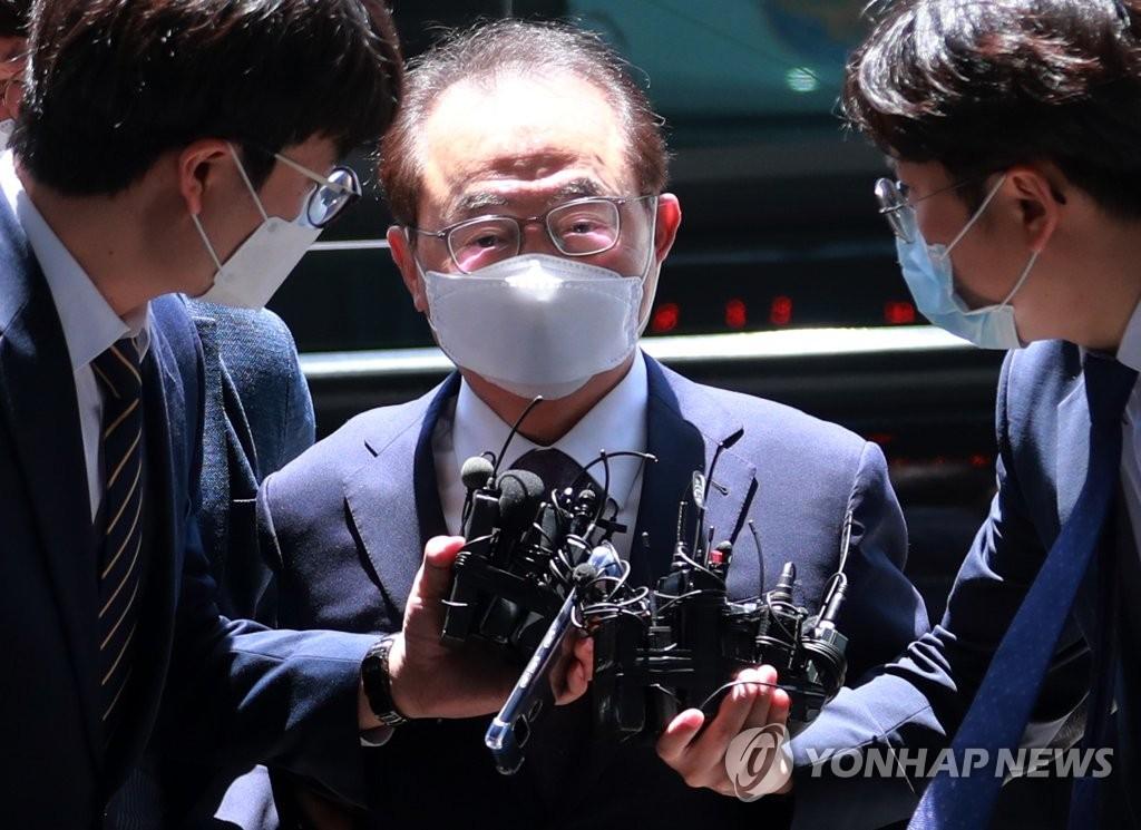 韩法院不批捕涉嫌性骚扰前釜山市长