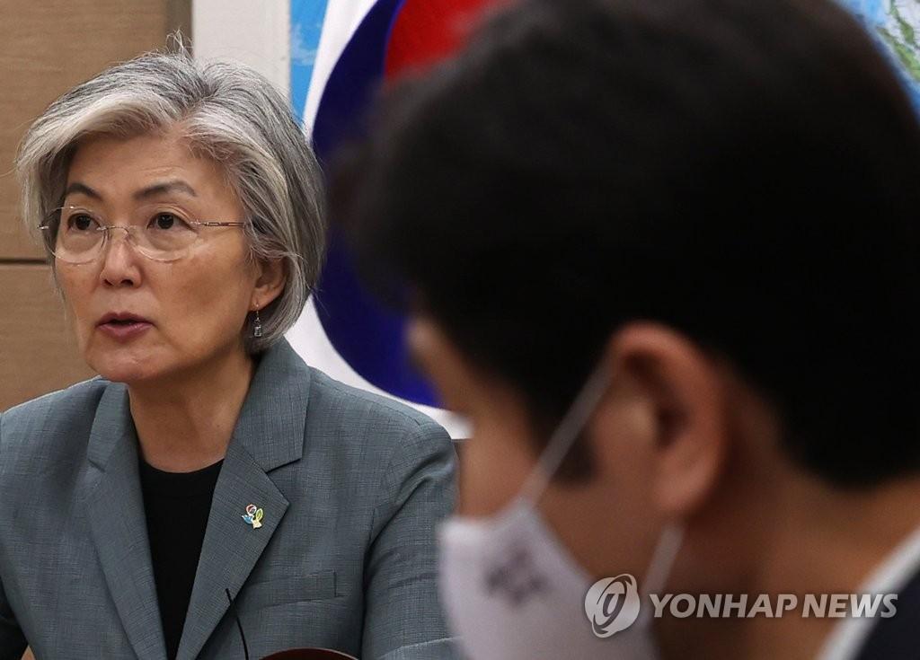 韩外长与东盟秘书长通电话商讨共克疫情方案
