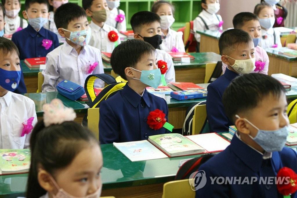 朝鲜各级学校推迟开学进行家访线上授课