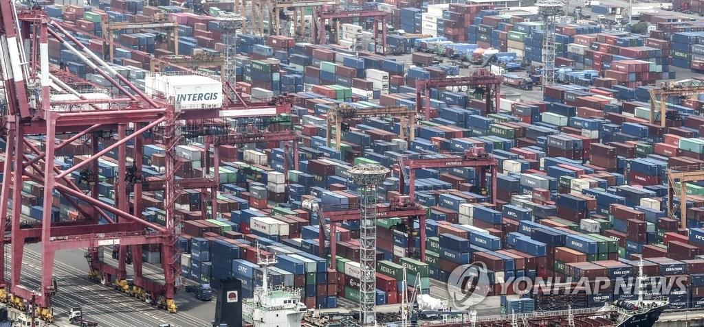 韩国2019年对华经常项目顺差创近十年新低