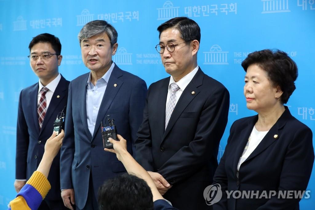 韩最大在野党反对政府推动涉反朝传单立法
