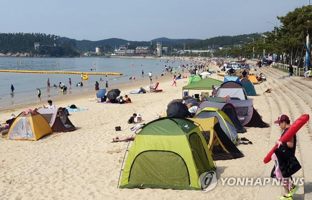 疫情改变韩国人度假方式催热露营文化