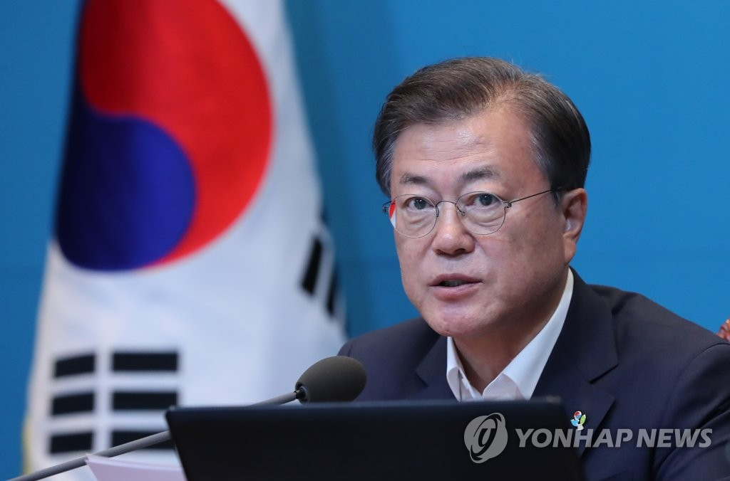 文在寅:韩朝关系发展不能停和平承诺不可违