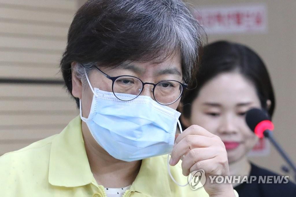 韩防疫部门警示首都圈大流行风险