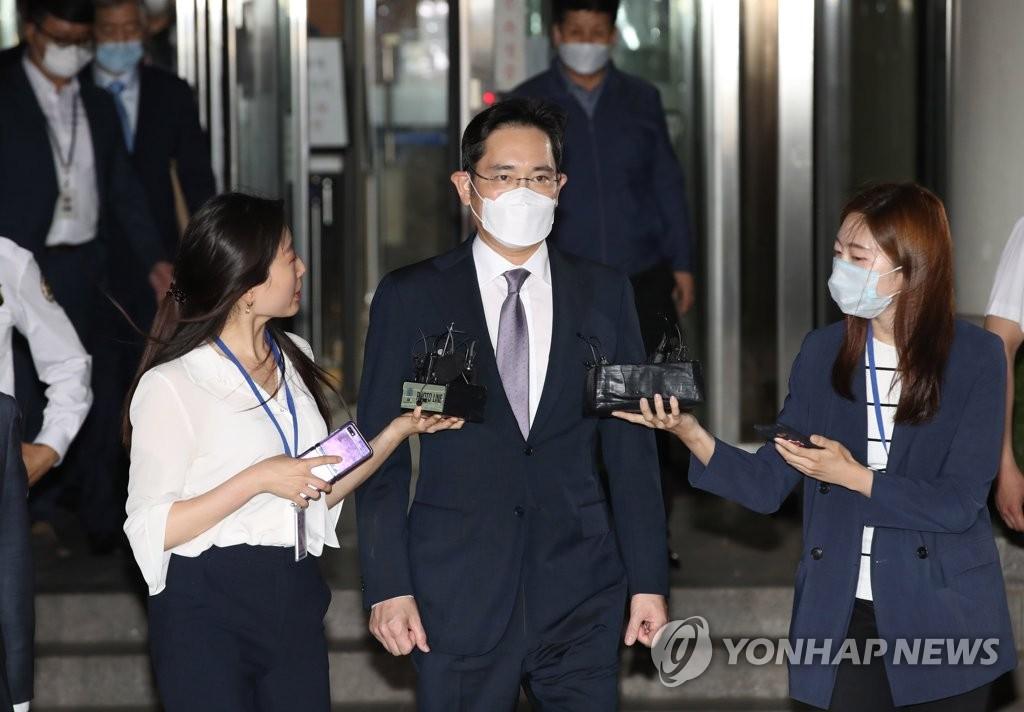 详讯:韩法院决定不予批捕三星掌门人李在镕