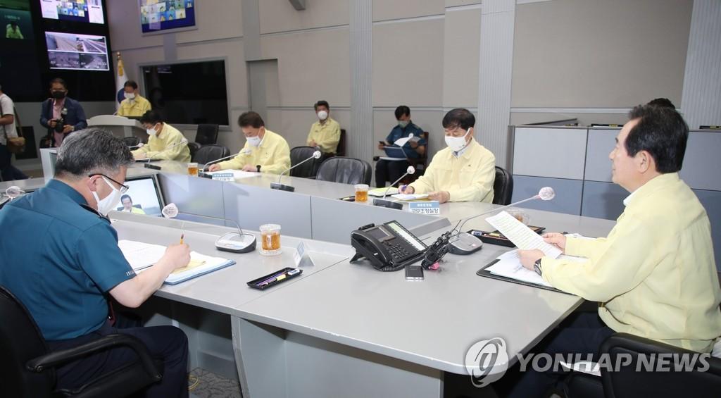 韩政府将对防疫违规行为严惩不贷
