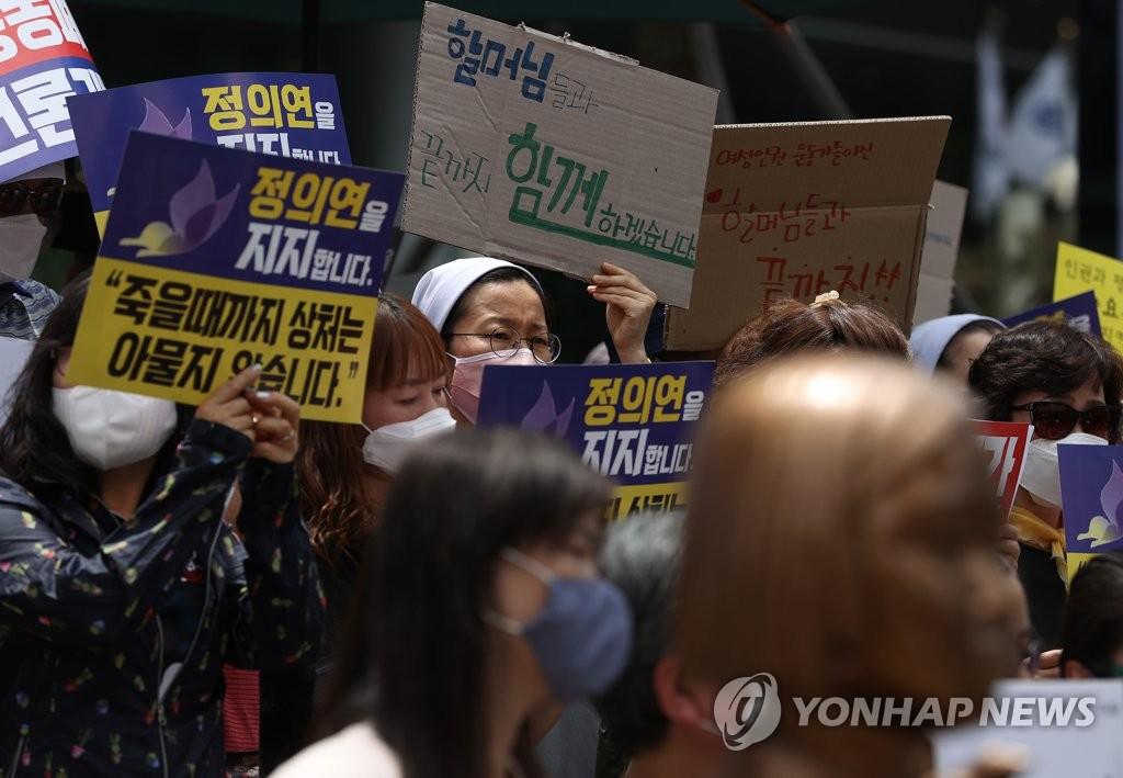 韩外交部决定不公布涉慰安妇谈判民团面谈记录