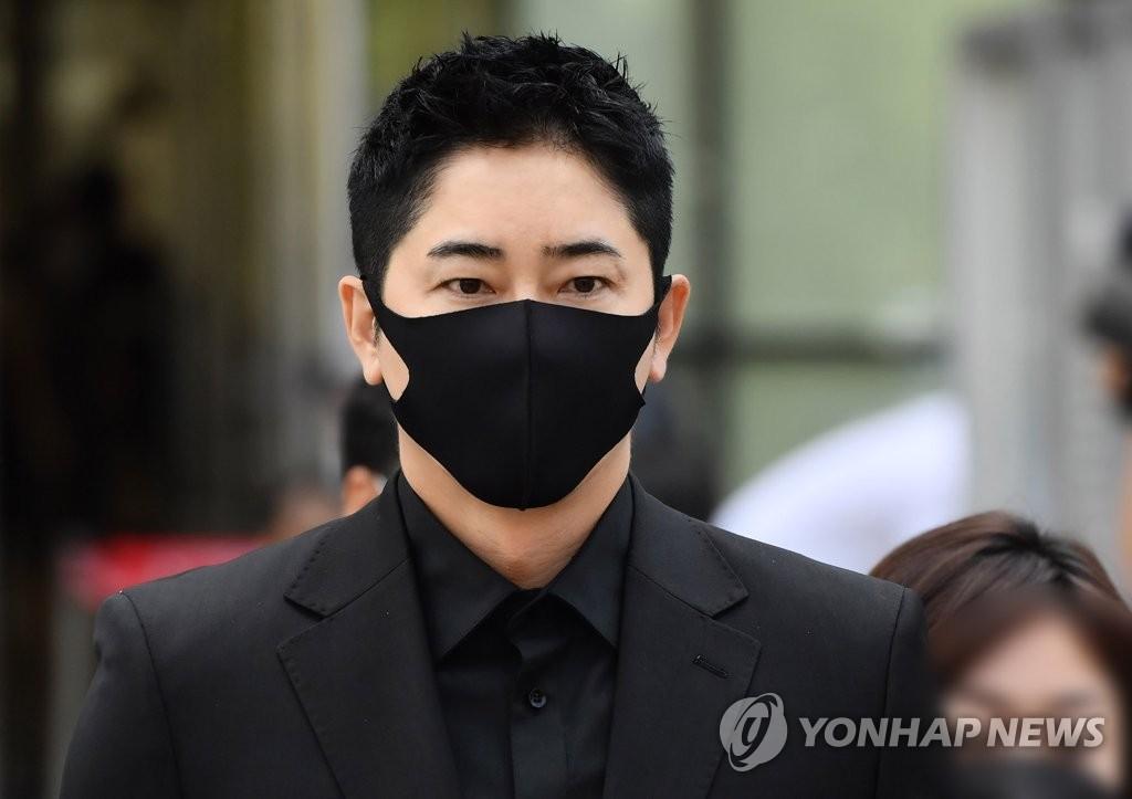 涉性侵演员姜志焕终审缓刑三年