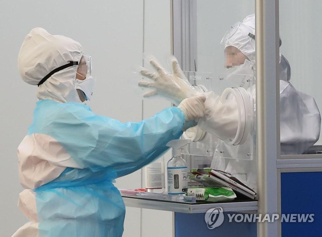 简讯:韩国新增34例新冠确诊病例 累计12155例