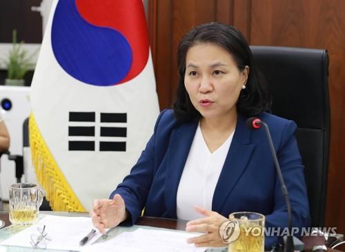 韩贸易代表俞明希宣布参选世贸组织总干事