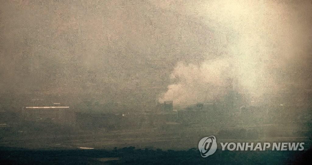 简讯:朝媒证实开城韩朝联办被爆破