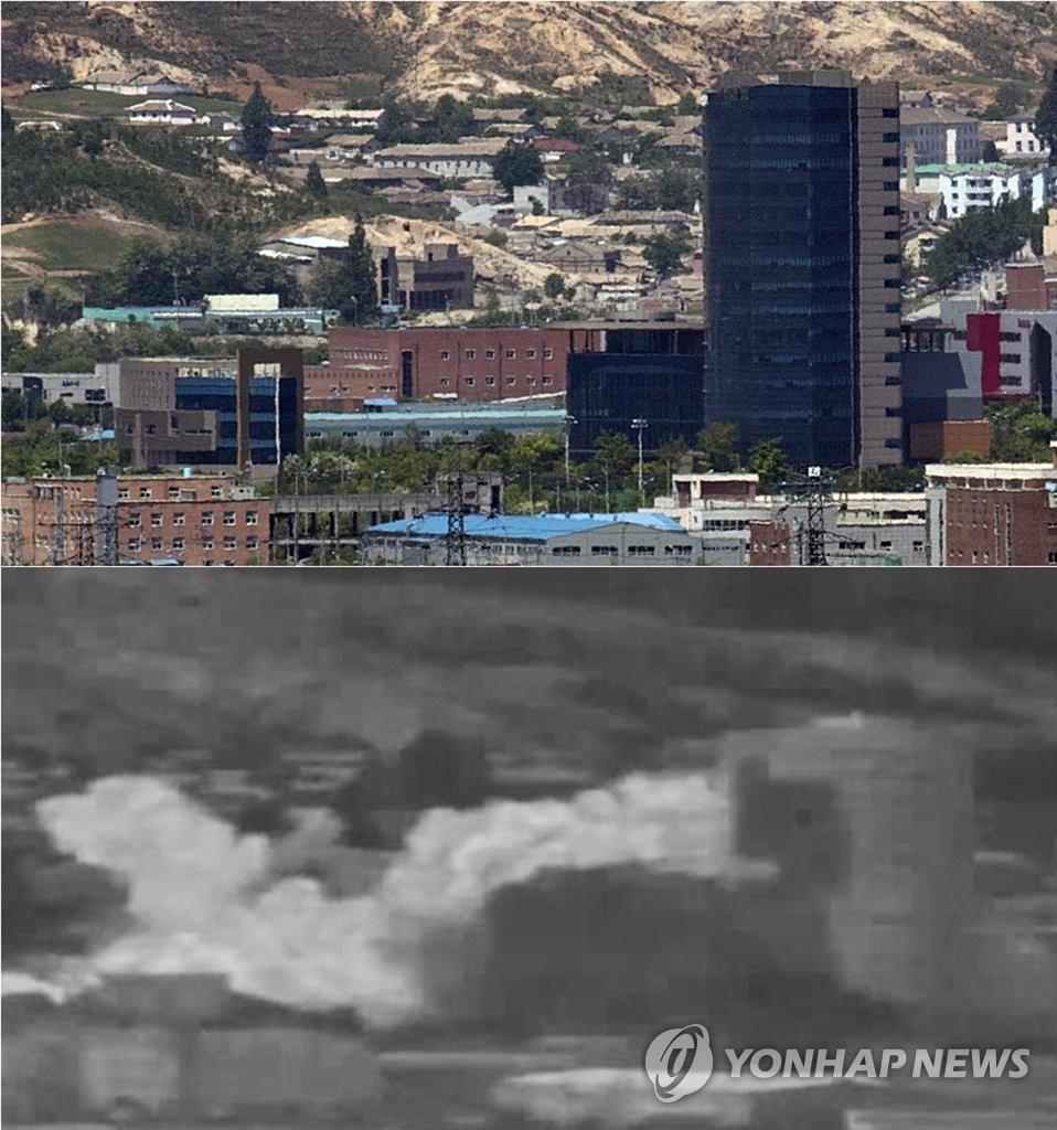 详讯:韩国防部称若朝发起军事挑衅将强力应对