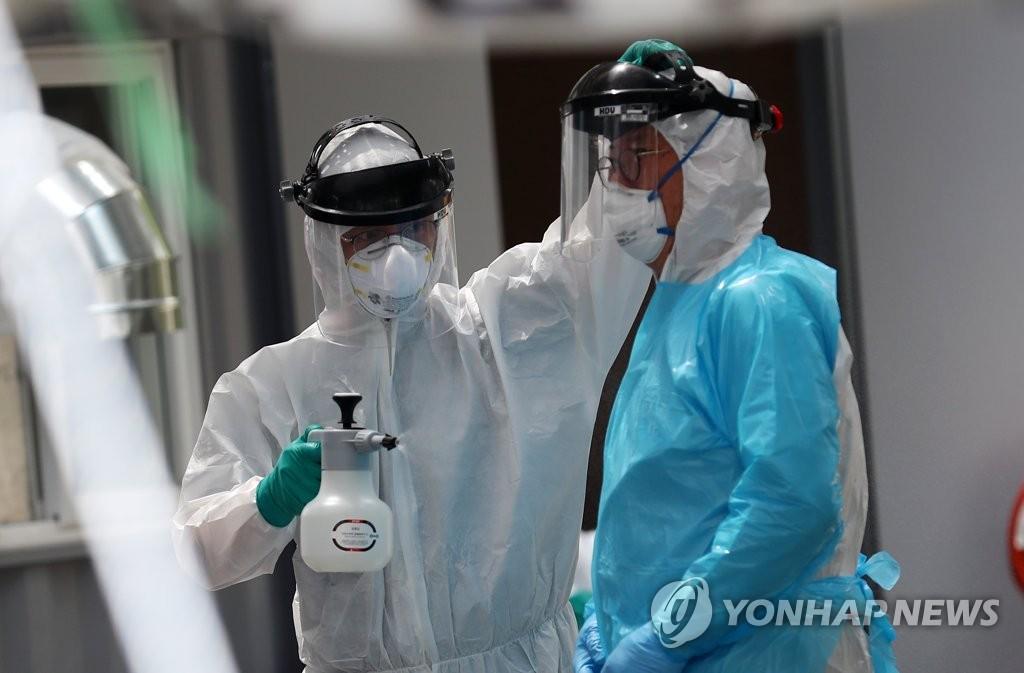 详讯:韩国新增59例新冠确诊病例 累计12257例