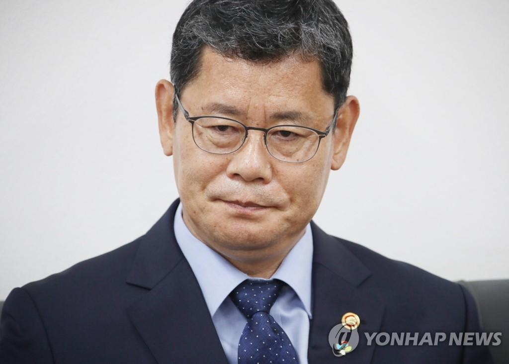 详讯:韩青瓦台称文在寅暂保留统一部长官辞呈