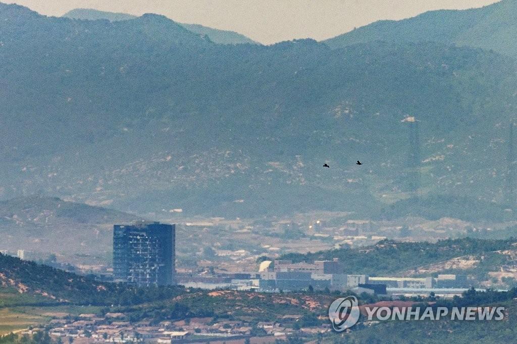 简讯:朝鲜正在重装对韩喊话扩音器